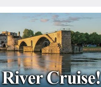 $10,000 Deluxe River Cruise Sweepstakes