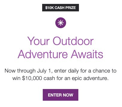 $10,000 Travel Channel's Wyoming Cash Giveaway