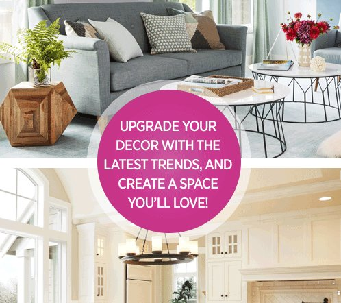 100 000 House Makeover Sweepstakes