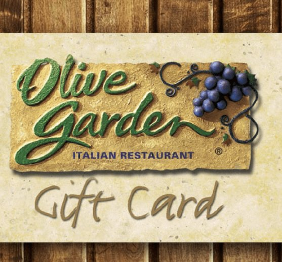 100 olive garden gift card sweepstakes for New home giveaway