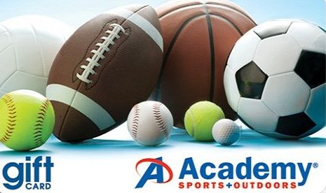 $1,000 Academy Sports + Outdoors Gift Card