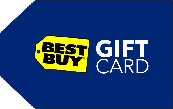$1,000 Best Buy Gift Card Giveaway!