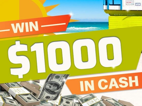 In Touch Weekly - $1000 in Free Cash Sweepstakes