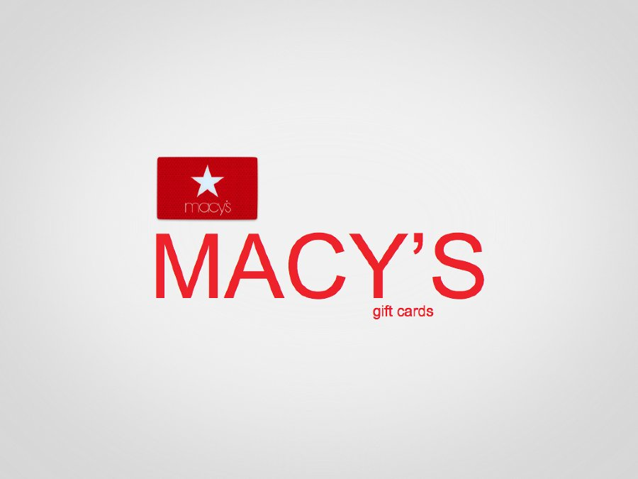 $1,000 Macys Gift Card Giveaway!