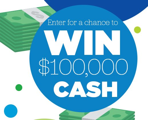 Hgtv 100 000 Cash Spectacular Sweepstakes