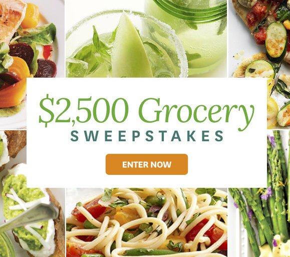 Better Homes And Gardens 2 500 Checking Sweepstakes