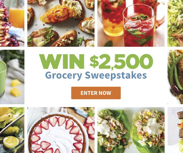 All recipes sweepstakes