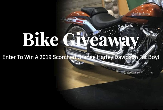 contests sweepstakes and coupons are all forms of 20 000 blackburn green bike giveaway 1270