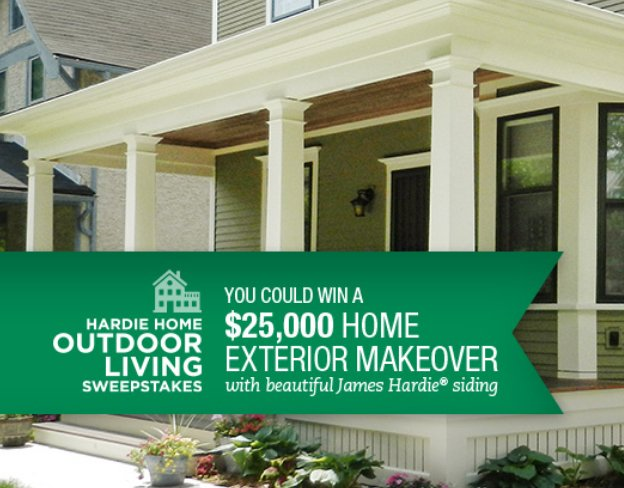 25000 home makeover sweepstakes