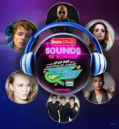 Radio Disney - $4500 Sounds of Summer: Arthur Ashe Kids' Day