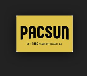 $500 PacSun Gift Card Giveaway