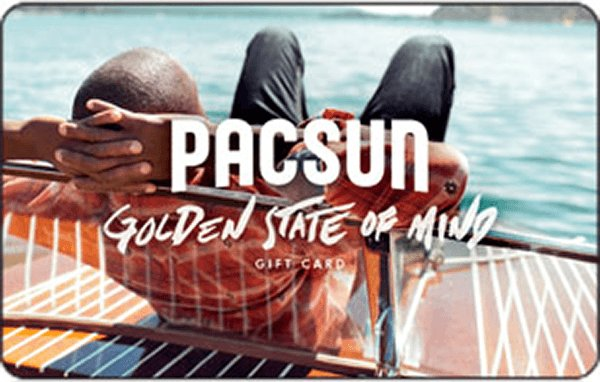 $500 PacSun Gift Card Giveaway!