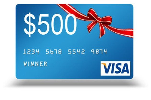 Kangaroo brands inc 500 visa gift card products sweepstakes 500 visa gift card products sweepstakes kangaroo brands inc negle Choice Image