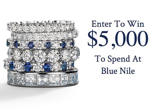 Blue Nile - $5,000 Spring Jewelry Sweepstakes