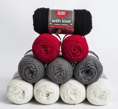 amazing red heart yarn with love yarn bundle giveaway 31268 - Prize Giveaway