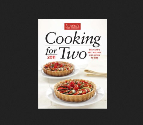 America 39 s test kitchen cooking for 2 giveaway for America test kitchen gift ideas