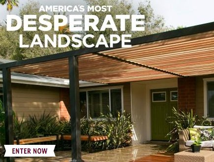 Americas Most Desperate Landscape Sweepstakes - DIY Network Top - DIY Network - Americas Most Desperate Landscape Sweepstakes