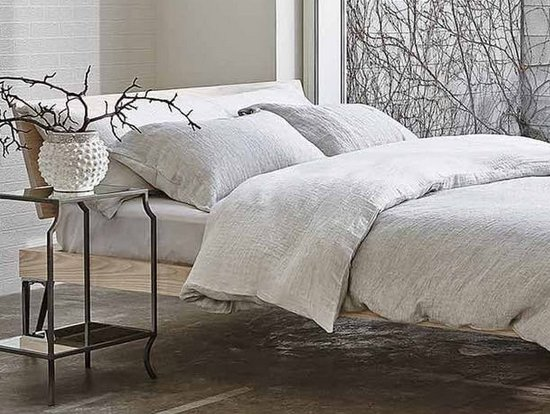 Au Lit Fine Linens Giveaway Apartment Therapy