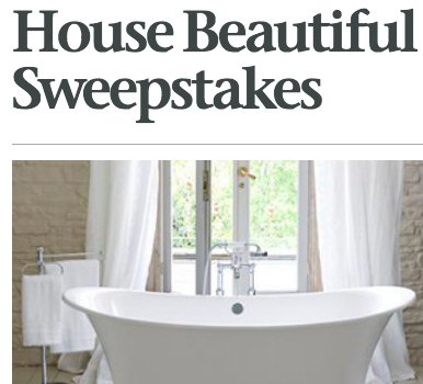 bathroom makeover contest house beautiful mega bathroom makeover sweepstakes 10975