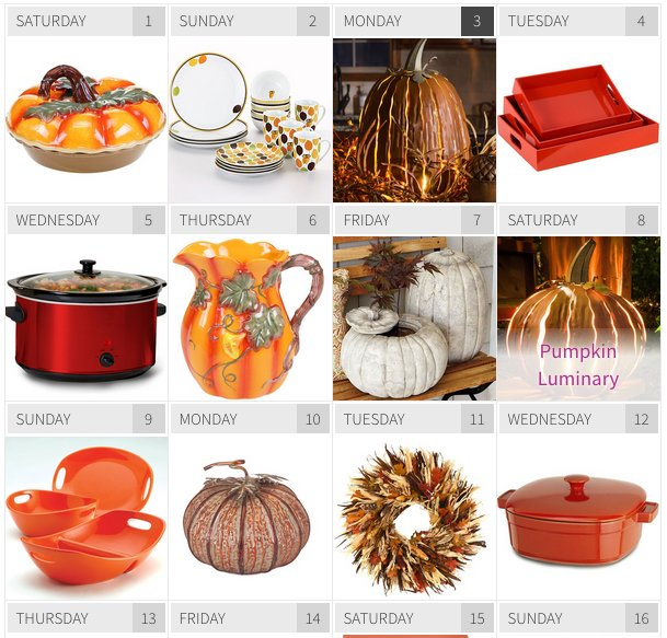 Better Home & Garden - BHG Holiday - Daily Winners!