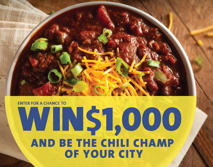 Can You Cook? Enter the Ultimate Chili Challenge! - Riunite