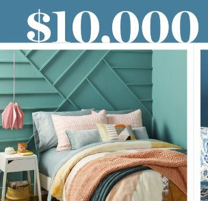 Color Your Home $10,000 Sweepstakes