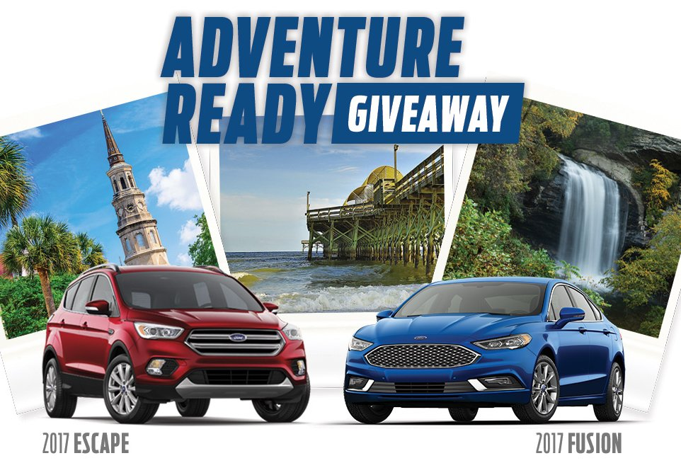 Customize a 2017 Ford Escape or Fusion then Enter to Win it! - Ford Motor Top  sc 1 st  Sweepstake.com & Customize a 2017 Ford Escape or Fusion then Enter to Win it! markmcfarlin.com