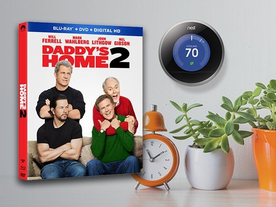 cbs soaps sweepstakes cbs soaps in depth daddy s home 2 on blu ray combo pack 9552