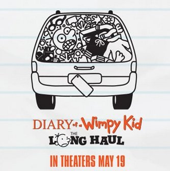 Diary Of A Wimpy Kid The Long Haul Road Trip Sweepstakes Kid Diary Wimpy