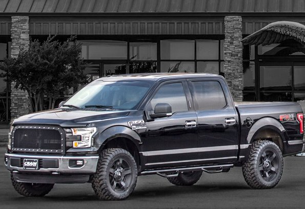 Banded - Drive Away in this 2016 Banded-Edition Ford F-150!