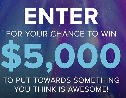 enter for your chance to win a weighted enter for your chance to win 5 000