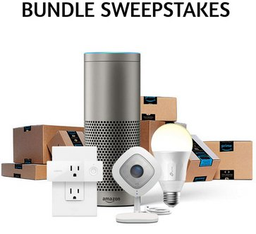 tpc enter to win amazon echo smart home bundle. Black Bedroom Furniture Sets. Home Design Ideas
