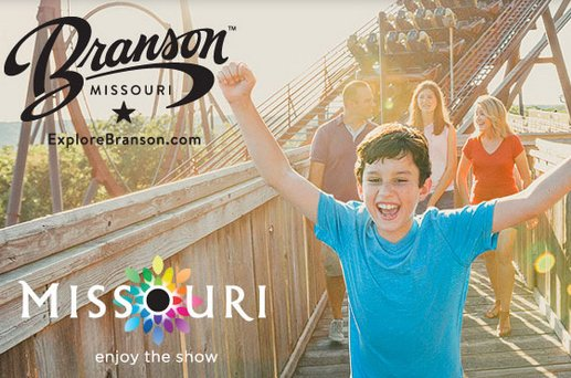 Vacation Fun - Enter to Win a Family Vacation to Branson