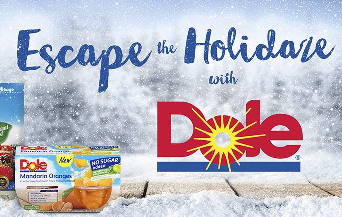 Dole sweepstakes 2018 best
