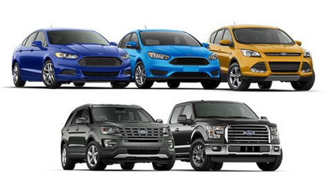 Ford Motor - $30,000 Ford Event Sweepstakes Will Have You