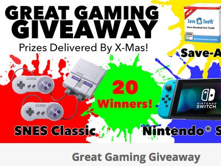 https gleam.io blnpi snes-classic-edition-giveaway