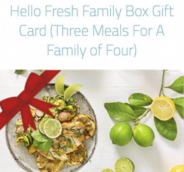 Fresh off the boat sweepstakes for New home giveaway
