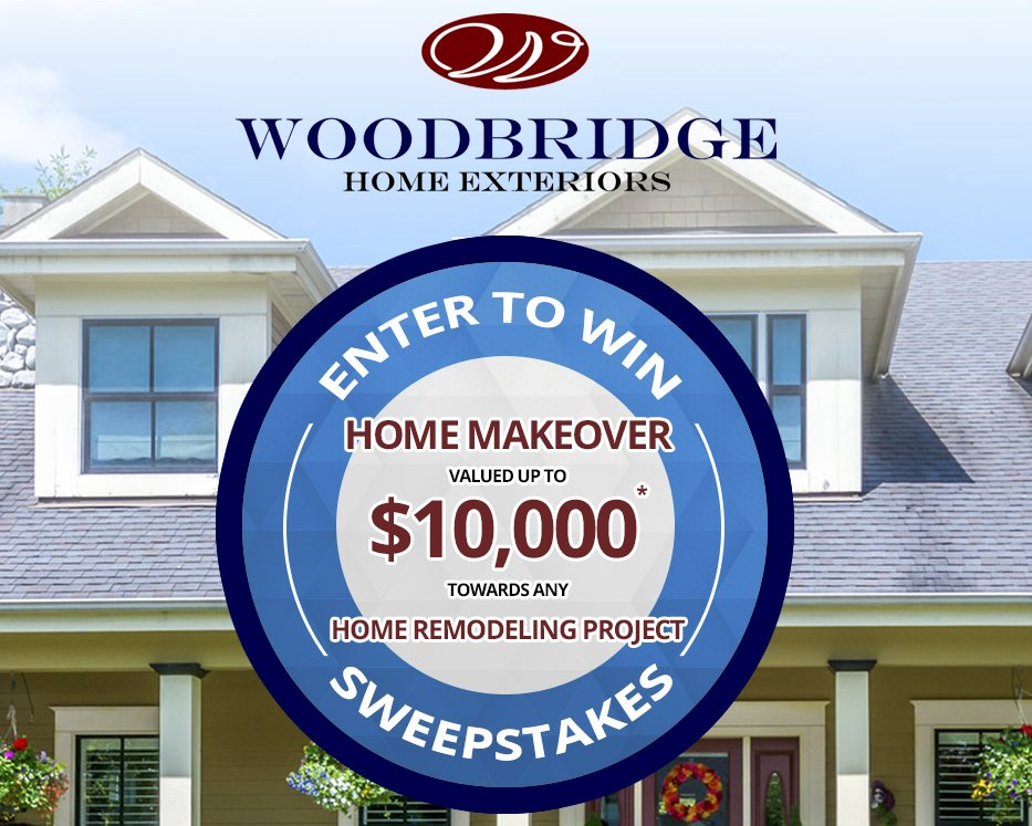 Home Remodeling Project Sweepstakes