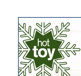 Hot Toy Holiday Giveaway