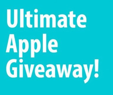 Ipic huge new apple giveaway for New home giveaway
