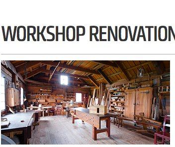 Popular Mechanics Sweepstakes >> Popular Mechanics Huge Workshop Renovation Sweepstakes