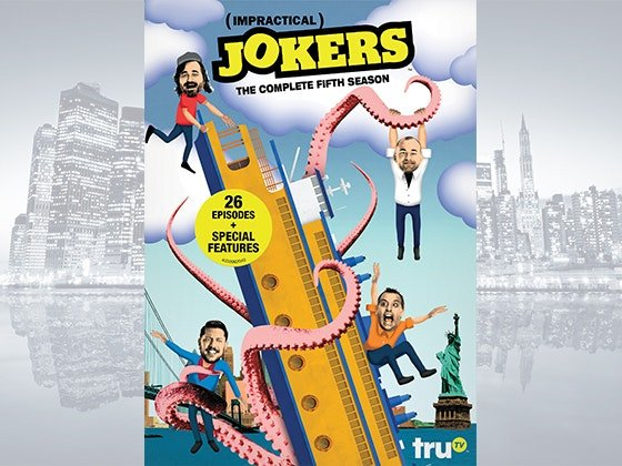 a comprehensive review of impractical jokers an american comedy series Available for pre-order this item will be released on september 25, 2018.