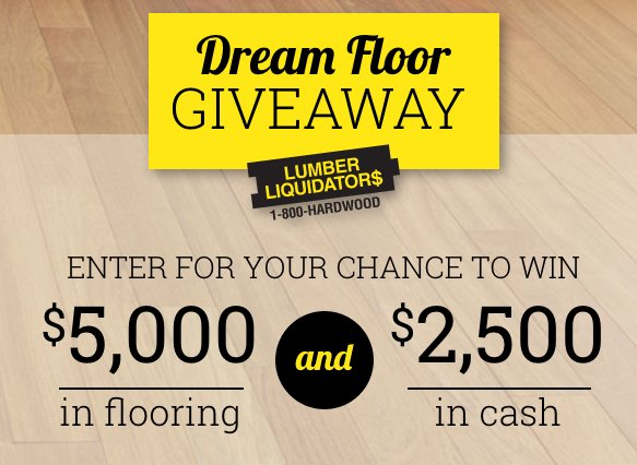 dream floor giveaway gurus floor
