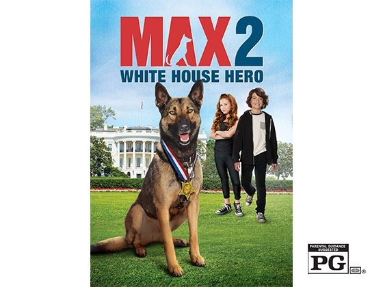 max 2 white house hero on digital hd sweepstakes j14 - House Sweepstakes
