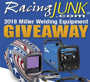 Miller Multimatic 215 >> Racing Junk - Miller Welding Equipment Sweepstakes