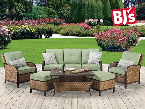 Patio Set from BJ s Wholesale Club Sweepstakes