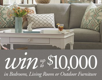 Great First Prize. $10,000 In Furniture
