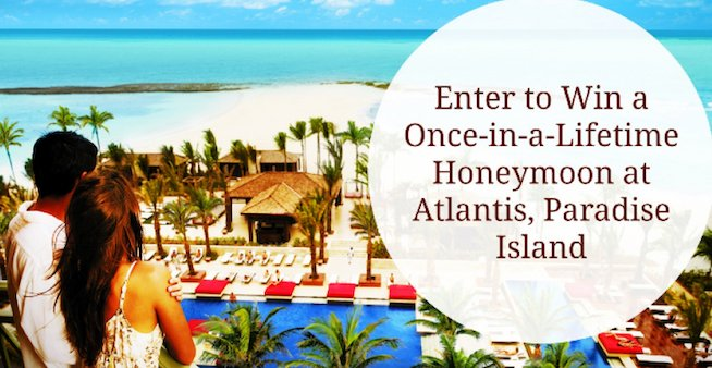 Loverly Say I Do In This Honeymoon Contest