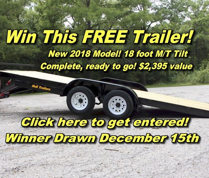 rv giveaway sweepstakes stine speedhauler trailer giveaway 5025