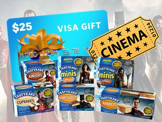cbs soaps sweepstakes cbs soaps in depth tastykake justice league prize 4367
